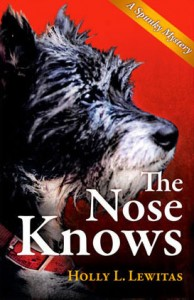 The Nose Knows by Holly Lewitas book cover