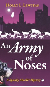 Cropped front cover An Army of Noses JPEG
