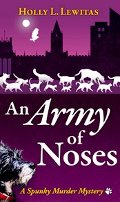 An Army of Noses by Holly Lewitas - Book Cover