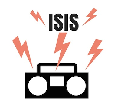 ISIS graphic