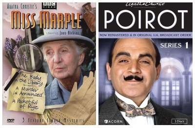 Miss Marple vs Hercule Poirot