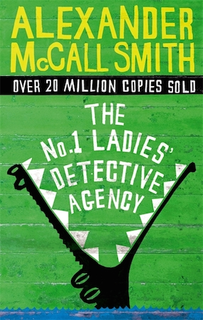The No.1 Ladies Detective Agency book cover